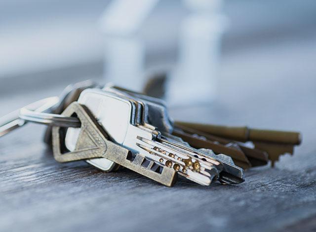 Klucze mieszkaniowe